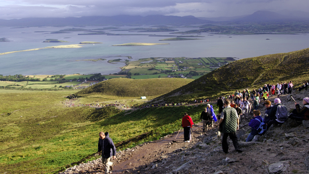 Croagh Patrick, County Mayo