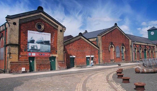 Titanics Dock and Pumphouse, Belfast
