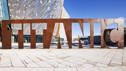 Titanic Belfast