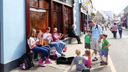 The Fleadh Cheoil 2012, County Cavan