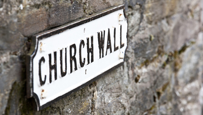 Church Wall, County Derry - Londonderry
