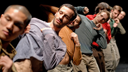 Hofesh Shechter Political Mother Shortcuts
