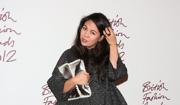 "Simone Rocha is one of Ireland's up-and-coming designers fornito da <a href=""http://www.shutterstock.com/gallery-842245p1.html"" >Featureflash/Shutterstock</a>"