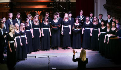Cork International Choral Festival, Cork city (May)