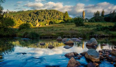 Irlands historischer Osten