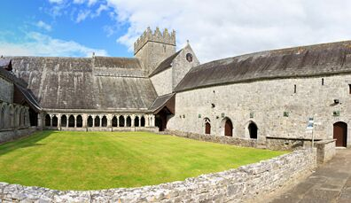 Holycross Abbey, Co. Tipperary - pic from Tourism Ireland