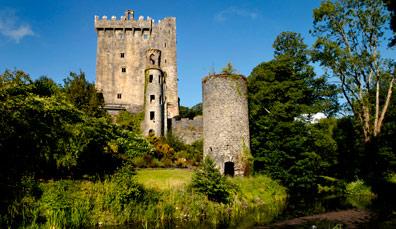 Castillo de Blarney, Condado de Cork