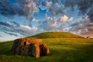 Une terre de 5000 ans d'âge