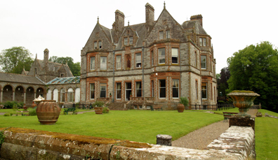 Castle Leslie, County Monaghan