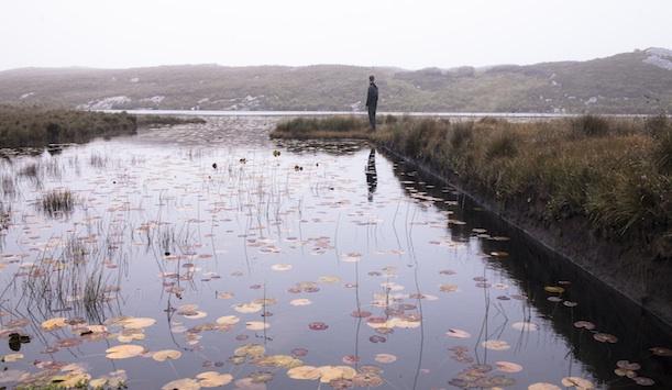 Derrygimlagh Bog, Clifden, County Galway