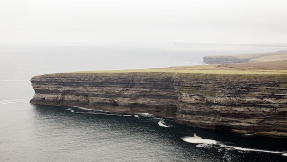 Cliffs at Downpatrick Head
