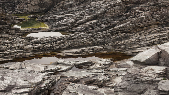 Low tide at Malin Head