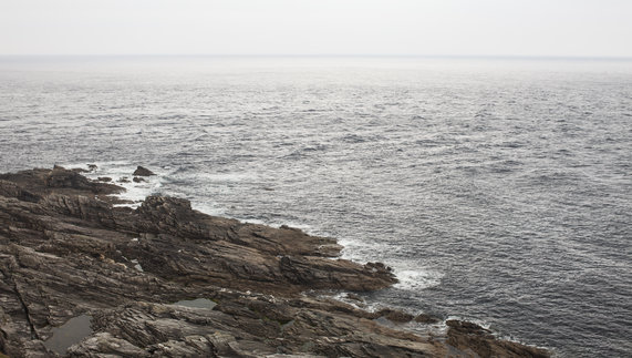 Rugged coastline, Malin Head