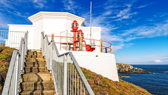 "Signal Station, Mizen Head fourni par <a href=""http://www.shutterstock.com/gallery-667393p1.html"" >matthi</a>"