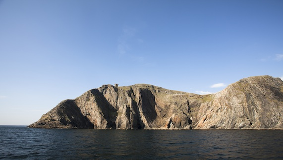 Ocean cliffs, Slieve League