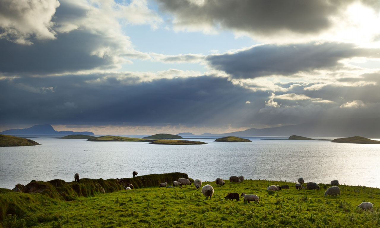Clew Bay, County Mayo