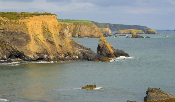 The Copper Coast: A Viking View