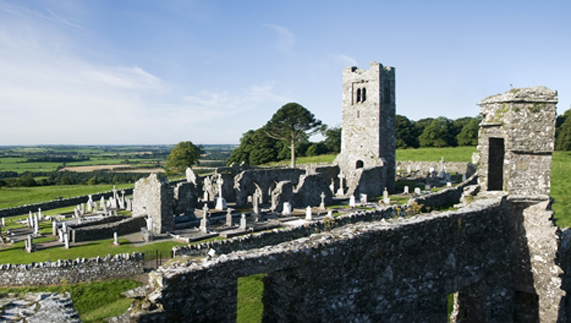 The Hill of Slane, County Meath