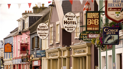 Main Street, Dingle, County Kerry