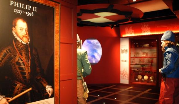 Trinidad Valencera, Tower Museum de Derry~Londonderry
