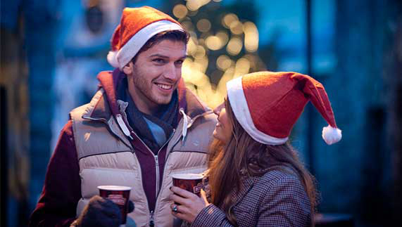Cosy Christmas encounters, County Louth