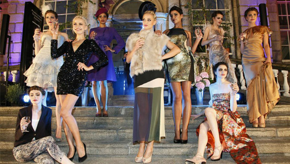 Fashion Festival Evening Event at Powerscourt Design Centre