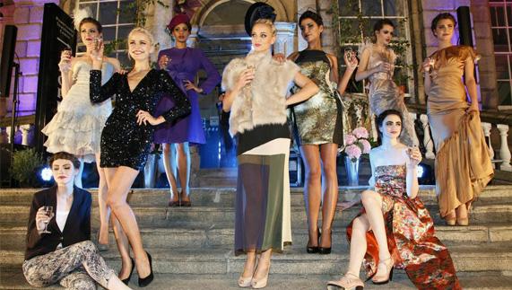 Fashion Festival Evening Event at Powerscourt Design Centre