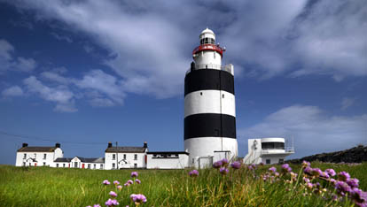 Hook Head lighthouse, recent home of the Gathering of Lighthouse Keepers