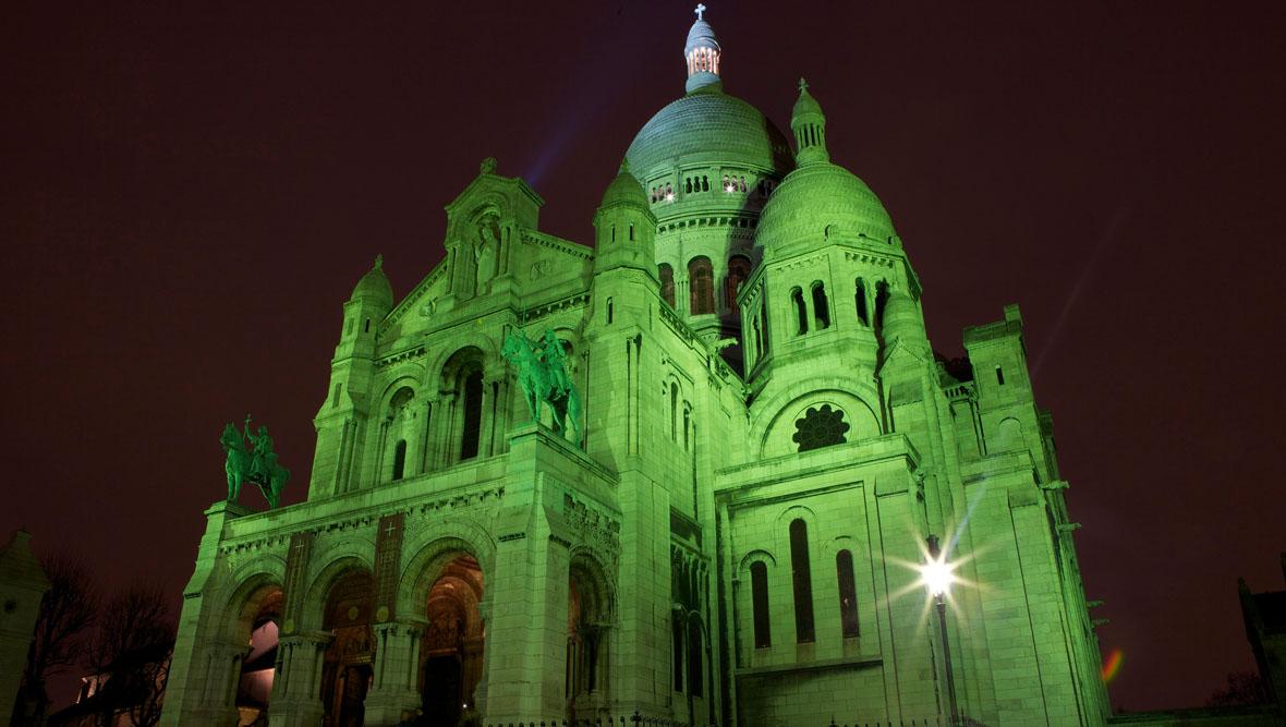 Sacré Coeur Basilica, Paris