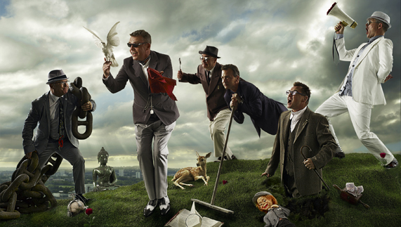 Madness will play the Countdown Concert