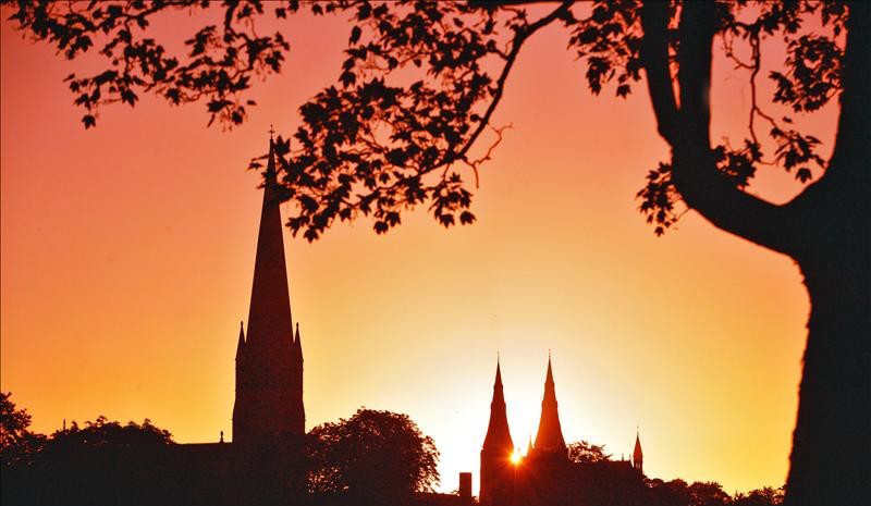 St Patrick's Cathedrals, Armagh city