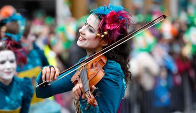St Patrick's Festivals