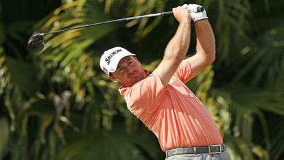 Graeme McDowell, a Northern Ireland golfer and past US Open champ