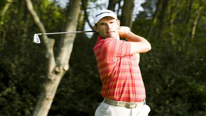 Padraig Harrington, a past Irish Open winner