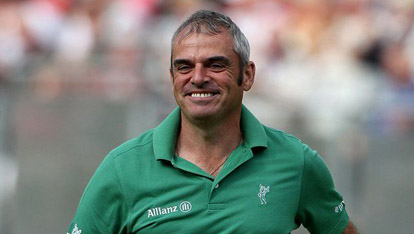 Paul McGinley, 2014 Ryder Cup captain