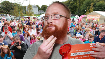 Best Red Beard 2011 winner