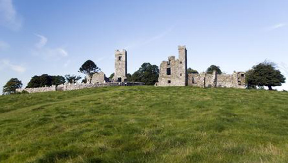 Hill of Slane, County Meath