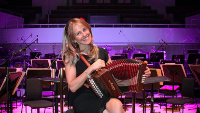 Sharon Shannon will perform at Tradfest