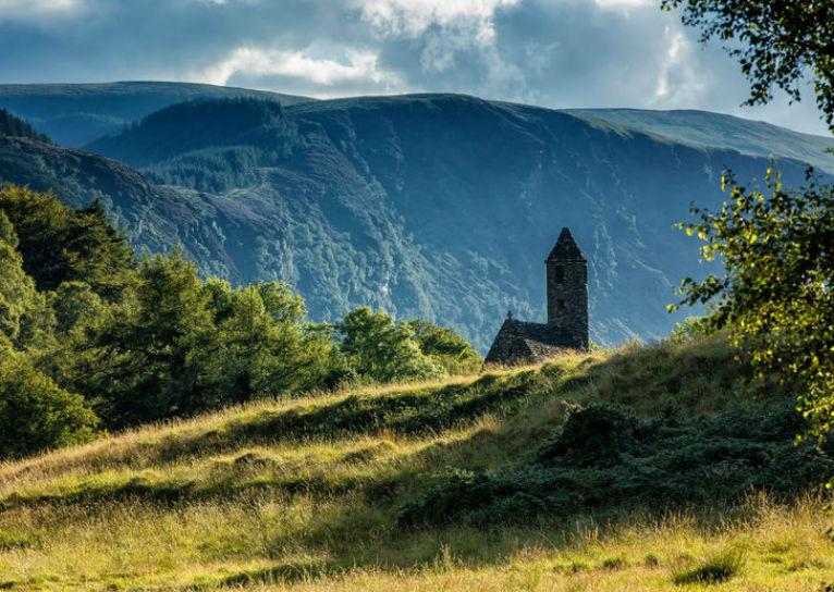 Het eeuwenoude oosten van Ierland