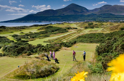 Golf In Ireland