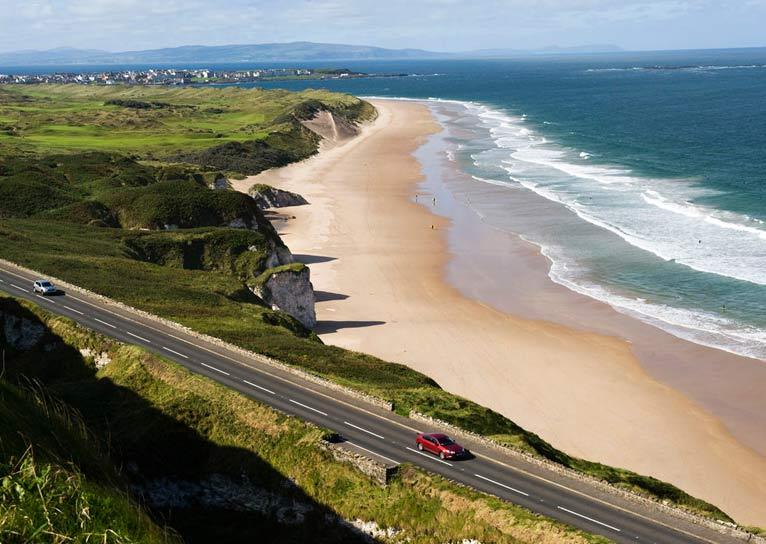 Irlands Nordküste