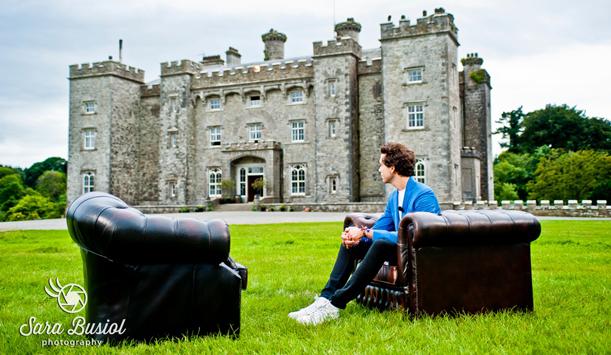 Mika a Slane Castle - foto di Sara Busiol