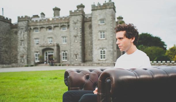 Mika a Slane Castle durante la registrazione della Home visit di X Factor - foto di Sara Busiol