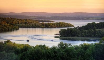 Lakelands itinerary