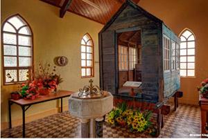 The Little Ark Church