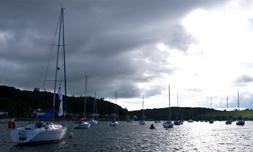 Segeln in Cobh