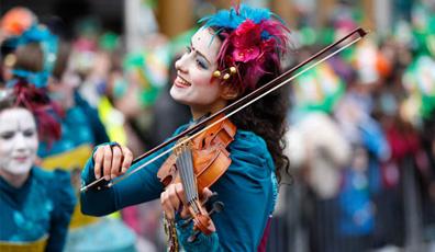 Jours fériés en Irlande