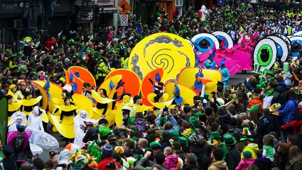 """<span id=""""Kultur""""> Irische Kultur und Veranstaltungen</span>"""