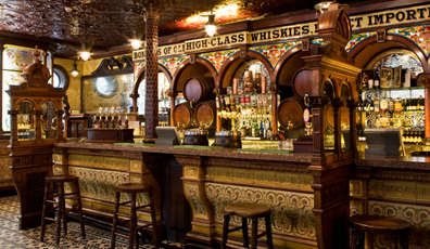 Les pubs en Irlande