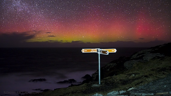 Malin Head, County Donegal.